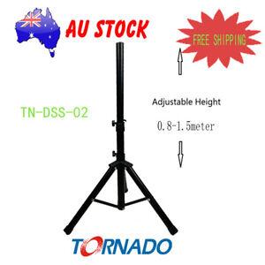 Heavy Duty Tripod Support, Steel Speaker Stands, Adjustable Height, TN-DSS-02