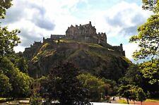 Pack of 10 New Glossy Edinburgh Postcards by Cavalier 90G