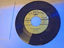 """JIMMY DEE""""Cry Baby Blues"""" B/W """"Heavenly Melody"""" VERY GOOD+45-TPA 203"""