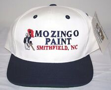 New Old Stock Mozingo Paint Smithfield NC North Carolina Adjustable Hat Cap