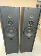 HKM / Schneider  3-Wege-Bassreflex Boxen Lautsprecher 100W