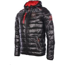 Chaqueta Acolchada Hombre Geographical Norway, Color Negro