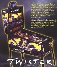 Sega Twister pinball sound rom chip set