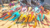 Ark Official Pve Xbox Tropical crystal wyv Fertilized Eggs x10! Parents in pics!