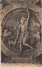 76 - cartolina - ROUEN - La Grossa Orologio - Dettaglio chiave di volta (H7029)