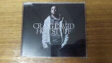 Craig David - Hot Stuff (3 Track CD Single)