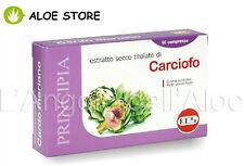 CARCIOFO ESTRATTO SECCO TITOLATO 60 cpr KOS - funzionalità digestiva ed epatica