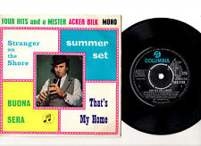 """MR.ACKER BILK.FOUR HITS AND A MISTER.7"""" EP.UK ORIG & PIC/SL.VG+/EX"""