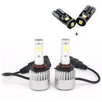 6000K LED Fog Lights Conversion Kit For Toyota Hilux N70 2004-2014