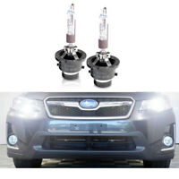 2x D2R 6000K Upgrade 85126 66050 66250 HID Xenon Headlight Bulb Pair