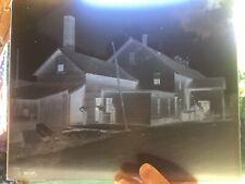 Antique Glass Negative ~ 8