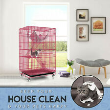 Large Ferret Pet Cage Chinchilla Rabbit Hamster Guinea Pig Rat Iguana Glider Usa