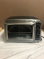 Farberware Toaster Rotisserie Convection Oven 103738 Counter Top 1500w