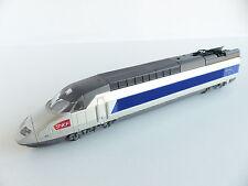 JOUEF / HORNBY REMORQUE D'EXTREMITE SANS MOTEUR TGV ATLANTIQUE N° 405