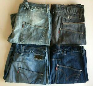 Men`s Levi`s Engineered Jeans Grade A Vintage 90`s Authentic Denim