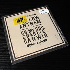 The Low Anthem - Oh My God, Charlie Darwin 2009 CD Acoustic, Folk #156
