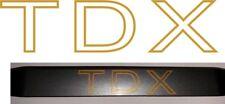 Daihatsu Fourtrak x2 (Pair) replacement TDX Decals stickers graphic 2.8 tdi