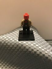 DC Universe LEGO Minifigure Superhero Red Hood Robin Batman, New
