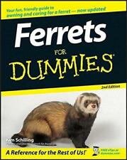 Ferrets For Dummies by Kim Schilling | Paperback Book | 9780470139431 | NEW