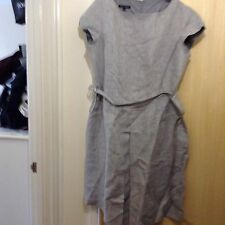 Laura Ashley Dress /jacket Linen Suit Size 18 New Without Tags