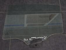 BMW Série 7 F01 F04 fenêtre latérale verre feuilleté Double Verre Vitre Arrière