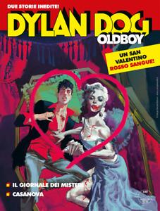 Dylan Dog Old Boy n. 5 - Edizione originale - Sergio Bonelli Editore