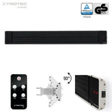 TROTEC Infrared Heater without visible light IRD 2400 | Heating Panel Radiant