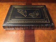 Easton Press Charles Darwin's ON THE ORIGIN OF SPECIES SEALED
