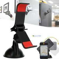 Universal 360 Rotate Car Windshield Mount Holder Stand Bracket for Cell Phone GJ
