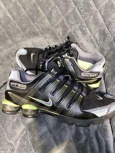 Nike Shox Air Lunar NZ Hyperfuse Infrared Pink Mens Shoes 7