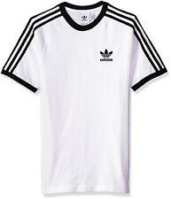 Men's adidas Originals 3-stripes California Trefoil Tee Shirt 2xl Cw1202