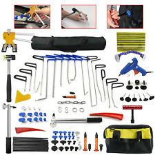 PDR Rods professional Paintless Auto Dent Repair Tools Glue Gun Whale Hail Rods
