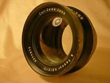 Carl Zeiss Jena Tessar 210mm F4.5 lens f large format film camera #8370876 AS-IS