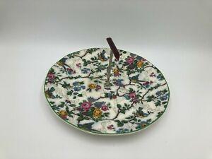 Vintage Royal Tudor Ware Barker Bros Cake Plate - 722