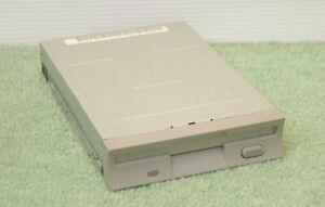 Vintage Sony MP-F40W-17 3,5inch 2.88Mb Floppy Drive [FDD] Grey/Light Brown Facia