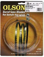 "Olson Band Saw Blade 1/4"" Wide x 56-1/8"" Long, 32 Tpi"