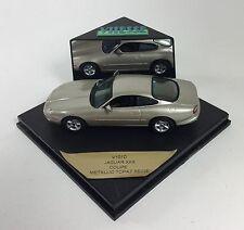 Jaguar XK8 Coupe • Vitesse V101D • Topaz Beige • 1:43 Diecast • MINT BOXED