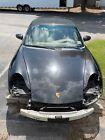 2000 Porsche Boxster S 2000 Porsche Boxter S Rolling Chassis