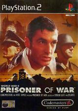 Prisionero de guerra (PS2), muy bueno Playstation 2, Playstation 2 Video Juegos