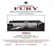 Acoustic Grand Cru Classe von Fury In The Slaughterhouse (2005)