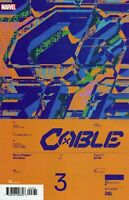 Cable #3  Marvel Comic Book 1:10 Variant 2020 NM