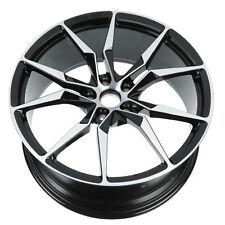 Oem New Lamborghini Aventador Front Wheel Rim 9x20 Black Diamond 470601017ar