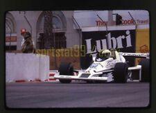 Alan Jones #27 Williams FW06 - 1979 Long Beach Grand Prix - Vtg 35mm Race Slide