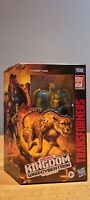 Transformers: War for Cybertron - Kingdom Deluxe - CHEETOR Action Figure