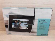 "Sandstrom 7"" Digital photo frame NEW S7DPF10"