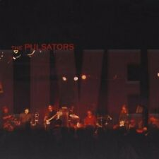 PULSATORS - LIVE! NEW CD