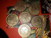*** 5 francs LAVRILLIER  1946  *** l'annonce vaut pour 1 monnaie du lot.
