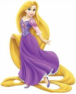Disney Princess Rapunzel wall /cupboard sticker - large - 194