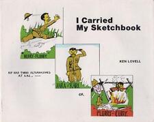 WW2 - I  CARRIED MY SKETCHBOOK