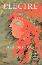 Jean Giraudoux - Electre - Poche 1030 / bon etat